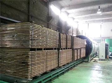 大型的木材高温热处理设备有哪些公司