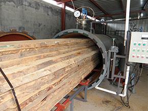 靠谱的木材高温热处理设备公司地址