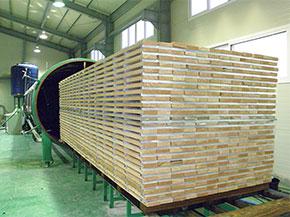 专业的木材高温热处理设备免费咨询
