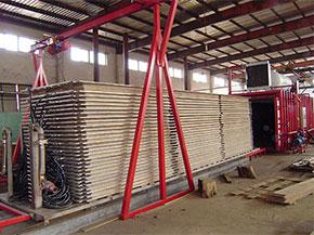 正规的木材碳化设备收费低